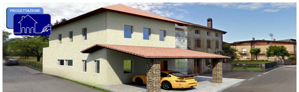 Demolizione-Ricostruzione Casa