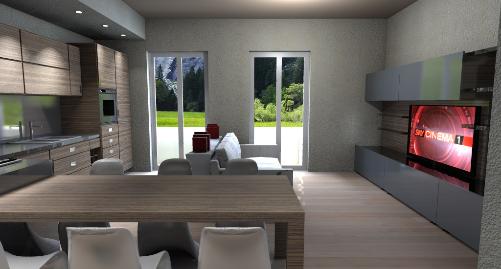 Faretti Cucina Moderna: Illuminazione per la cucina moderna.