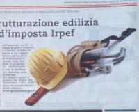La Repubblica – articolo su ArchitettoaDomicilio.it