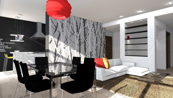 Zona-Living-Contemporanea