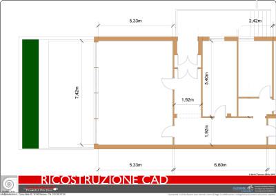 RICOSTRUZIONE CAD