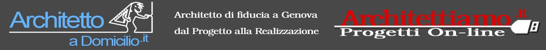 Architetto a Domicilio a Genova e in Liguria