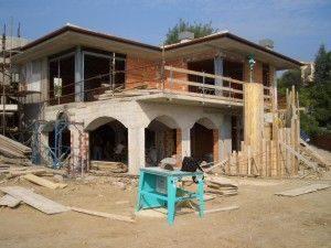 villa-in-costruzione