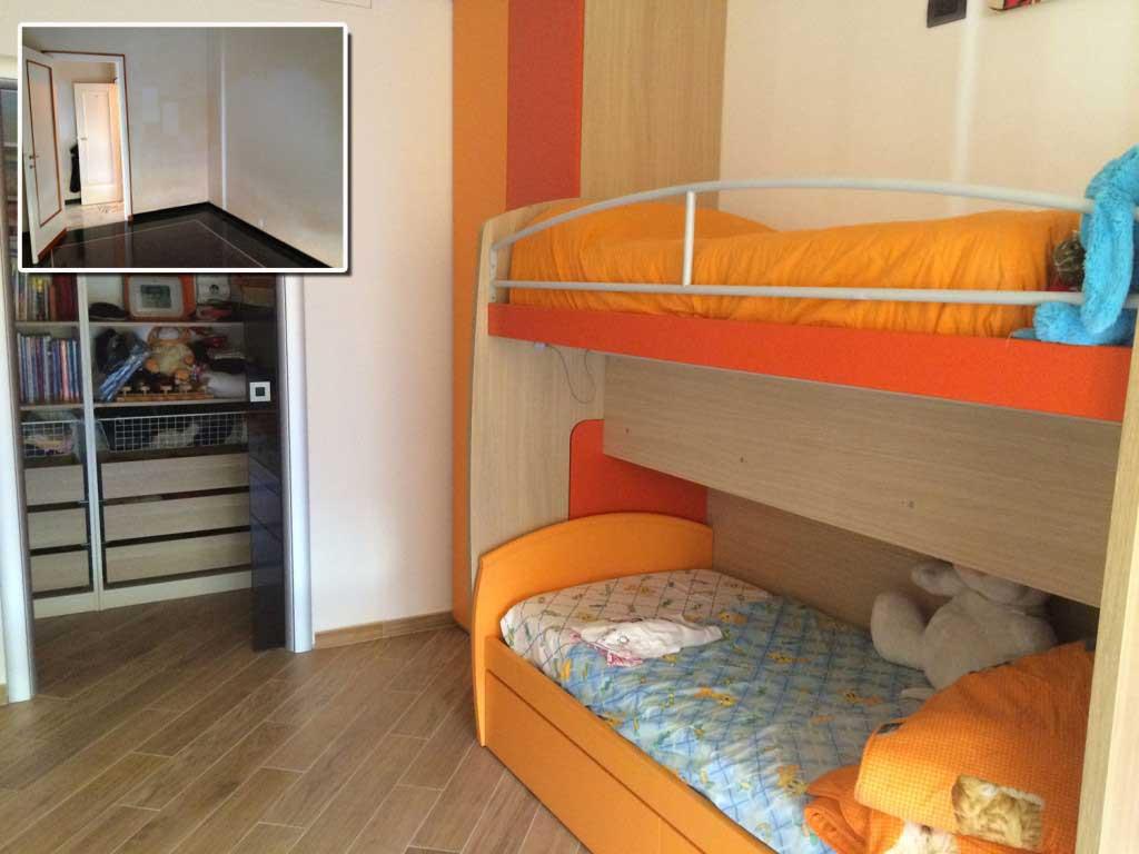 Cameretta cabina armadio - Cabina armadio per cameretta ...
