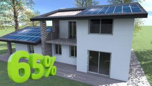 detrazioni fiscali del 65% per riqualificazione energetica edifici