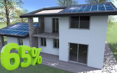 Detrazione Fiscale del 65% per Riqualificazione Energetica – Novità 2018