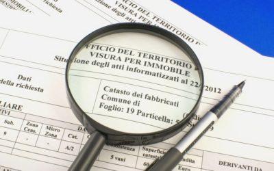 Variazione Catastale Genova